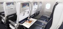 Aegean Airlines – Economy Seat, Quelle: Aegean Airlines
