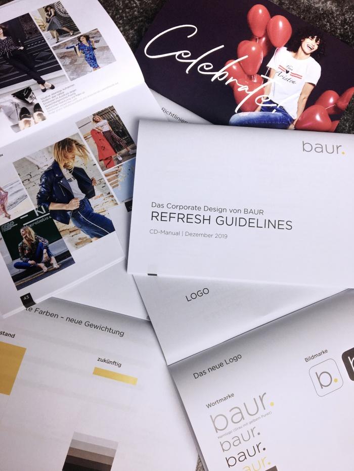 Baur Logo-Guidelines, Quelle: Baur