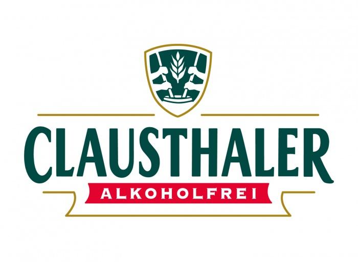 Clausthaler Markenlogo (2019), Quelle: Radeberger Gruppe