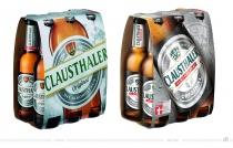 Clausthaler 6-Pack – vorher und nachher