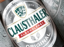 Clausthaler Redesign, Quelle: Radeberger Gruppe
