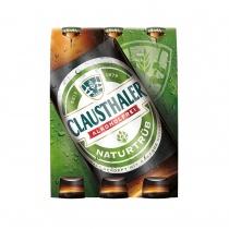 Clausthaler Cluster 6 x 033l Naturtrüb, Quelle: Radeberger Gruppe