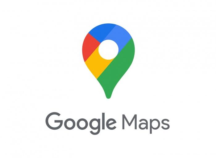 Google Maps Logo, Quelle: Google