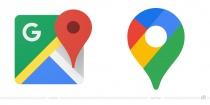 Google Maps App-Symbol – vorher und nachher