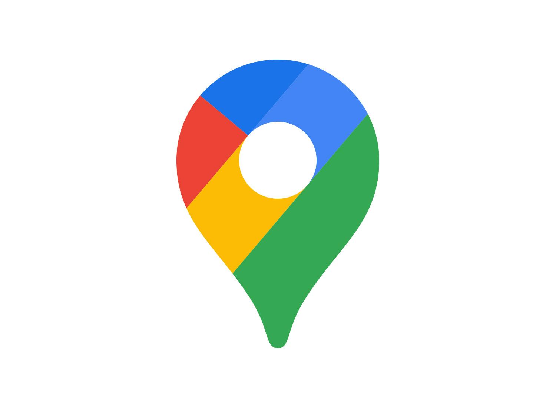 Google Maps Symbol, Quelle: Google