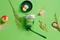 Mondamin Porridge mit Apfel – Visual, Quelle: Unilever