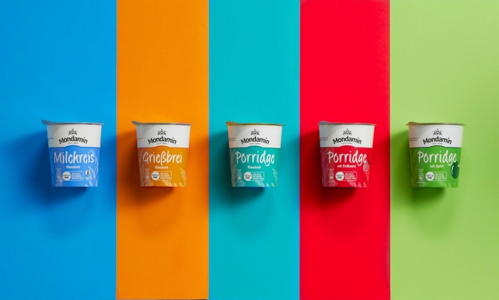 Mondamin Porridge – Visual, Quelle: Unilever