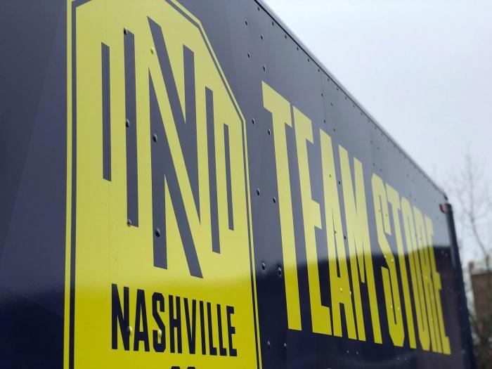 NSC Team Store, Quelle: Nashville SC