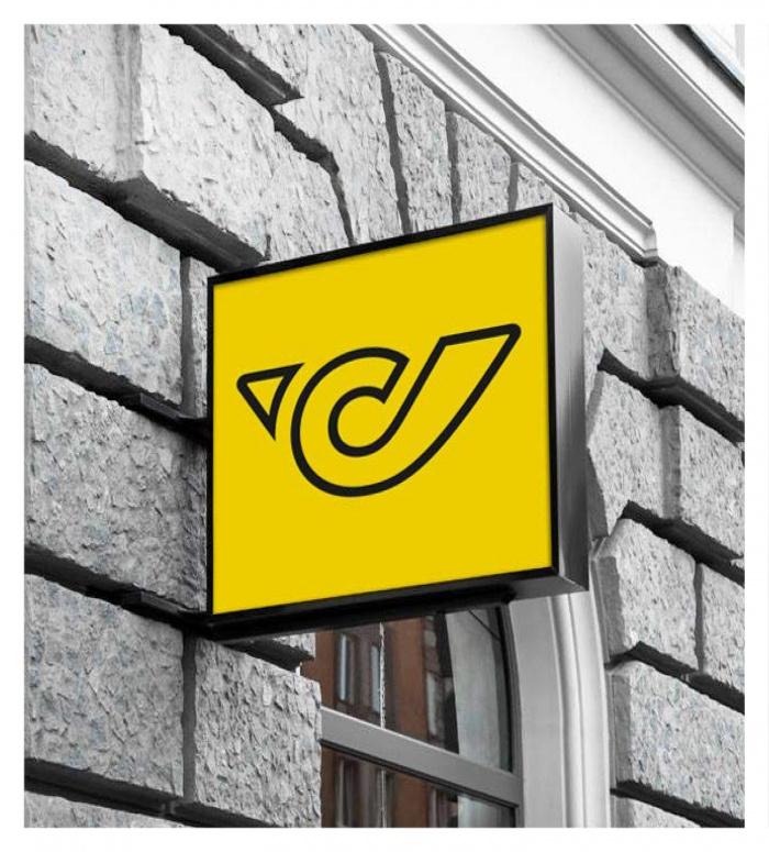 Österreichische Post – Beschilderung, Quelle: Österreichische Post AG