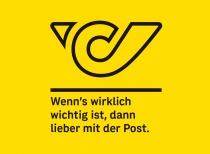 Österreichische Post – Claim, Quelle: Österreichische Post AG