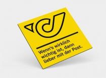 Österreichische Post – Corporate Design, Quelle: Österreichische Post AG
