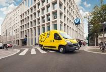 Österreichische Post – Fahrzeug, Quelle: Österreichische Post AG