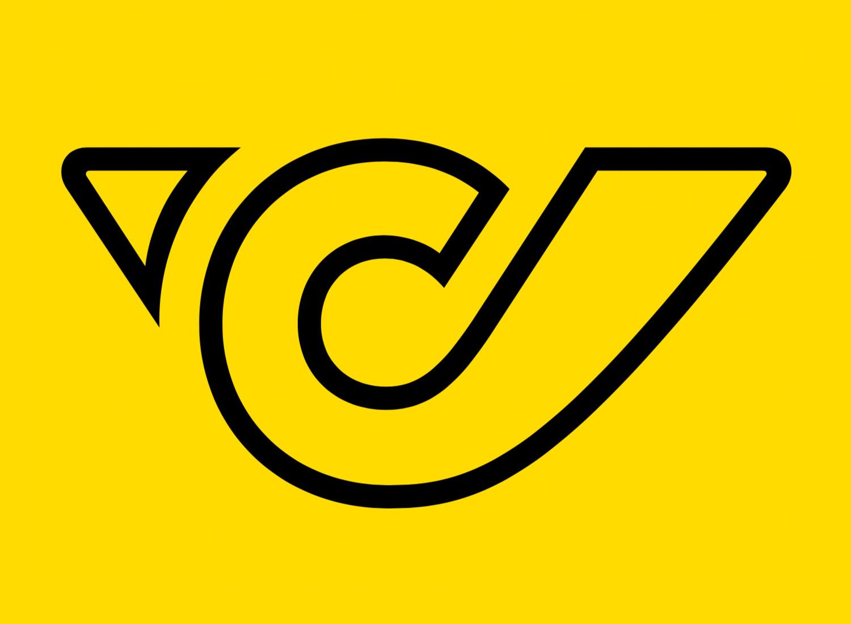 Österreichische Post – Posthorn Logo, Quelle: Österreichische Post AG