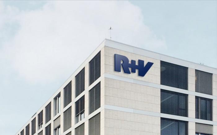 R+V Versicherung Branding, Quelle: R+V