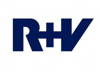 R+V Versicherung Logo, Quelle: R+V