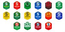Superettan 2019 Club Logos, Quelle: svenskelitfotboll.se