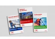 Utrecht Corporate Design – Broschüren, Quelle: Gemeente Utrecht