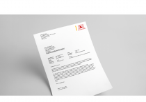 Utrecht Corporate Design – Geschäftspapier, Quelle: Gemeente Utrecht
