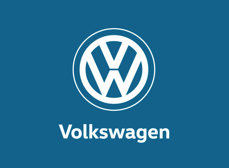 Volkswagen Logo (2019), Quelle: Volkswagen AG