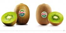 Zespri Kiwi Logo – vorher und nachher