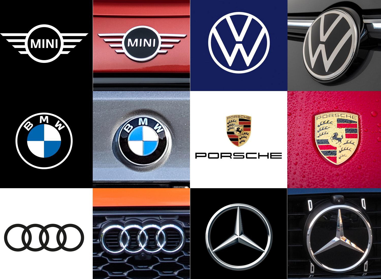 Mit 2D-Logos und 3D-Emblemen in die Polymobilität? Wie Automarken im Zuge der Verkehrswende mit ihrer Identität ringen