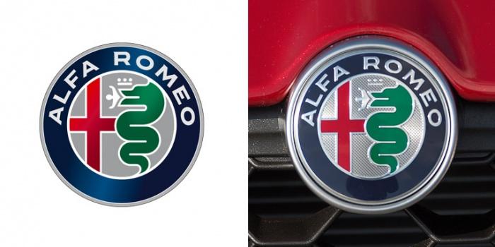 Logo/ Markenzeichen Alfa Romeo, Quelle: Alfa Romeo