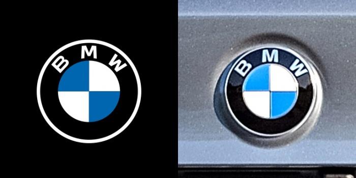 Logo/ Markenzeichen BMW, Quelle: BMW