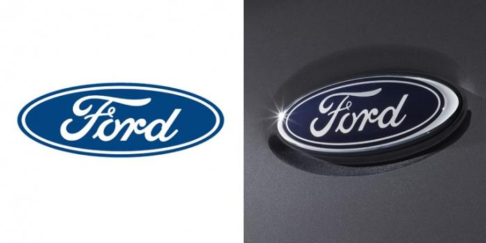 Logo/ Markenzeichen Ford, Quelle: Ford