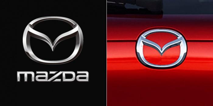 Logo/ Markenzeichen Mazda, Quelle: Mazda