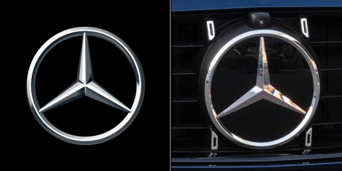 Logo/ Markenzeichen Mercedes, Quelle: Mercedes