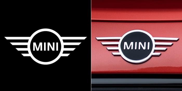Logo/ Markenzeichen Mini, Quelle: Mini