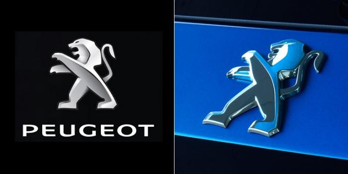 Logo/ Markenzeichen Peugeot, Quelle: Peugeot