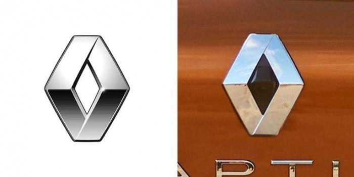 Logo/ Markenzeichen Renault, Quelle: Renault