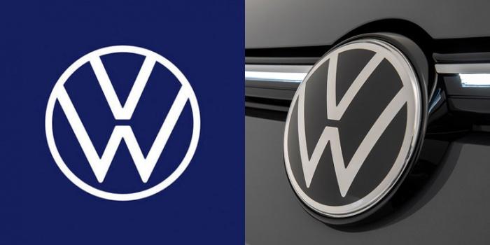 Logo/ Markenzeichen Volkswagen, Quelle: Volkswagen