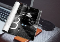 BMW neues Markendesign – Visual Print, Quelle: BMW