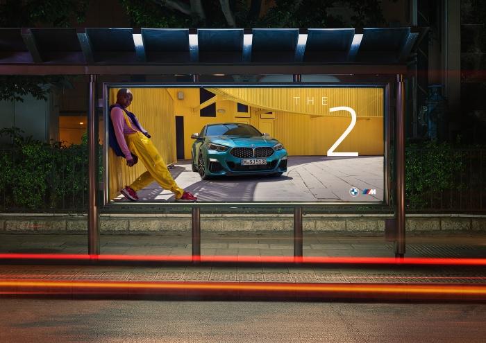 BMW neues Markendesign – Visual Print, Quelle: BMW