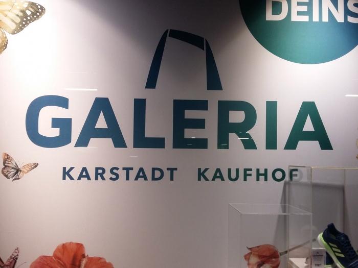 Galeria Kaufhof (Würzburg), Foto: J. Schwarz