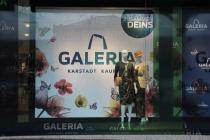 Galeria Kaufhof Schaufenster, Foto: Schaffrinna