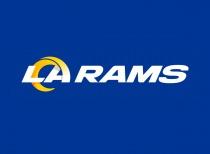 LA Rams Logo, Quelle: LA Ram
