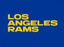 LA Rams Wortmarke, Quelle: LA Ram