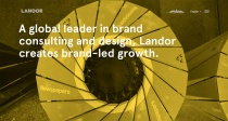 Landor Associates – Website