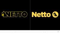 Netto (Handelskette) Logo – vorher und nachher