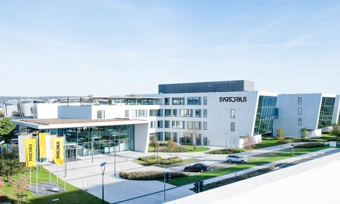Sartorius Firmensitz Göttingen, Quelle: Sartorius