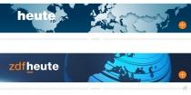 ZDF Heute Website Header – vorher und nachher