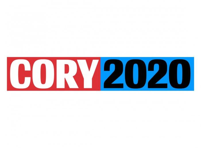 Cory Booker 2020 Logo