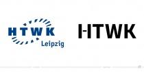 HTWK Logo – vorher und nachher