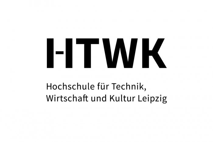 HTWK Logo, Quelle: Wenke & Rottke