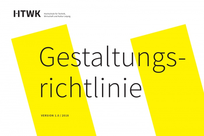 HTWK Corporate Design – Mood, Quelle: Wenke & Rottke