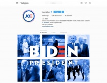 Joe Biden Instagram