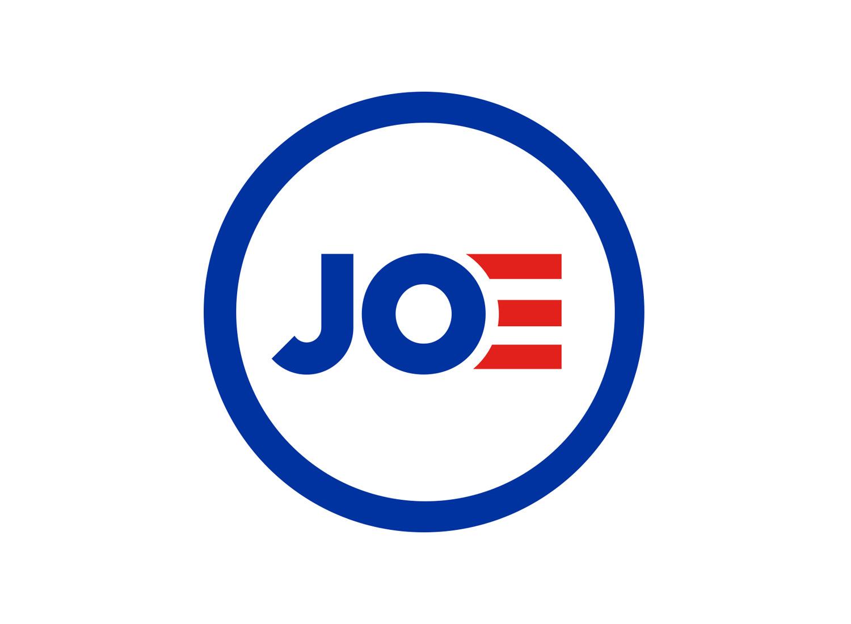 Joe Biden President Campaign Logo